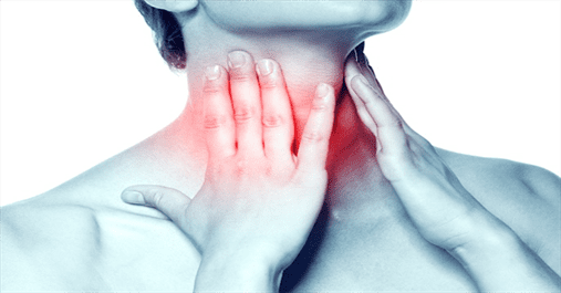 PAIN OR DIFFICULTY IN SWALLOWING